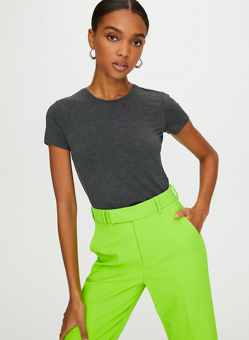 EVERYDAY T-SHIRT - Cropped '90s baby tee