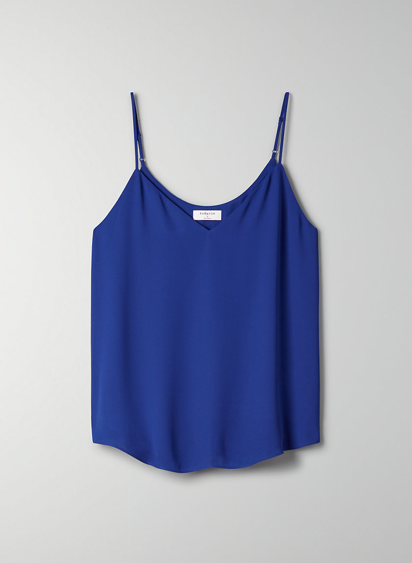 EVERLY CAMISOLE - V-neck camisole