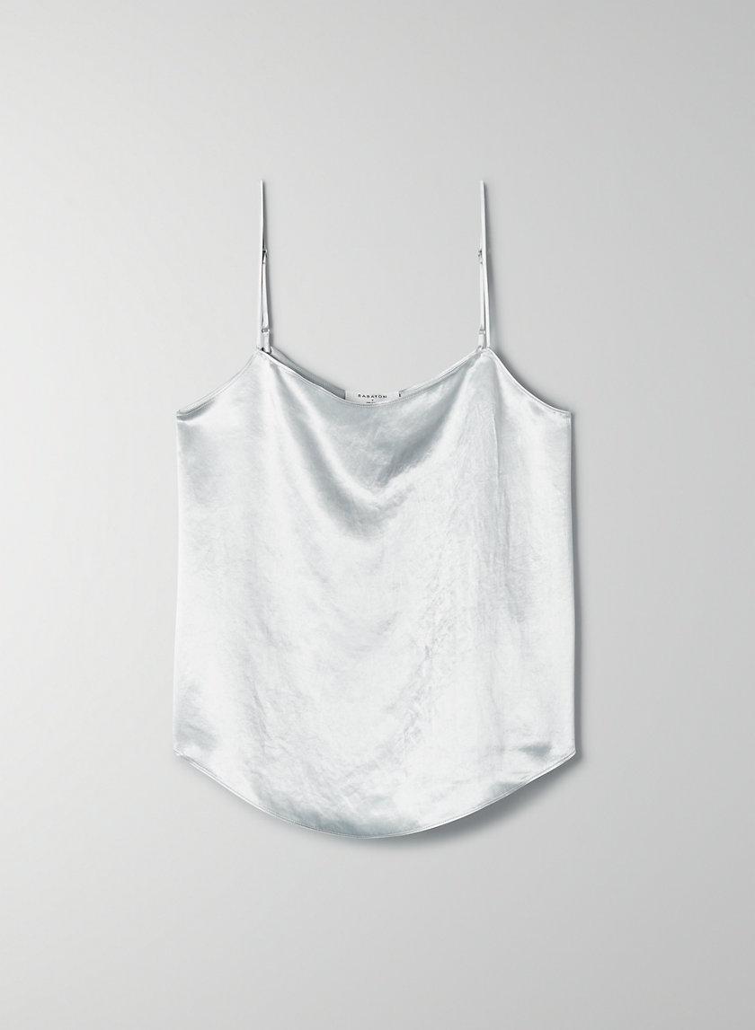 BENJI CAMISOLE - Slinky satin camisole