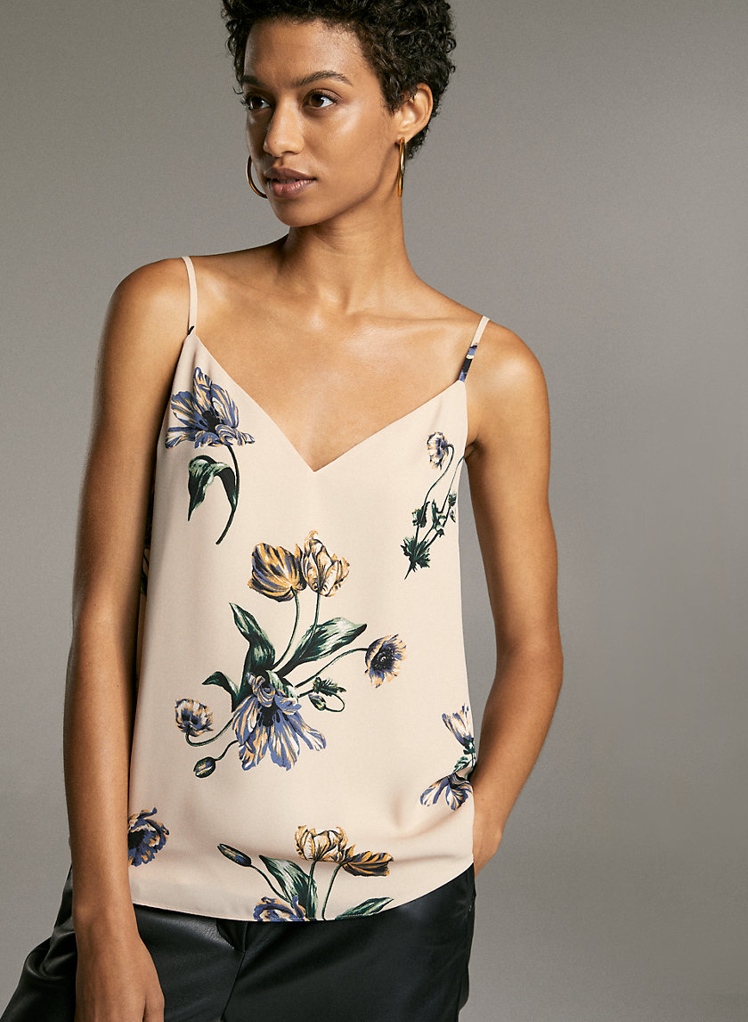 EVERLY CAMISOLE - Floral camisole