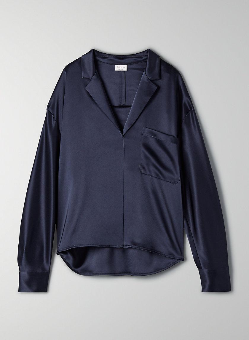 HASEK BLOUSE - Pajama blouse