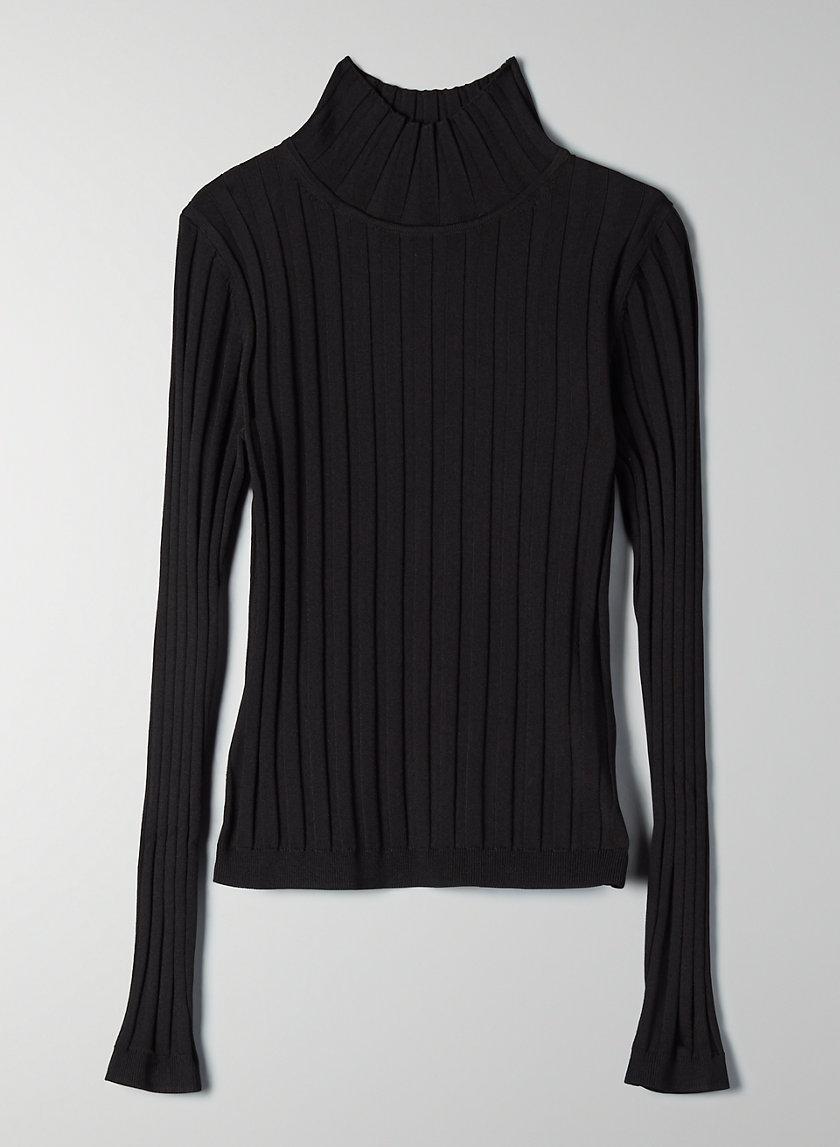 VICTOR TURTLENECK - Mock-neck sweater