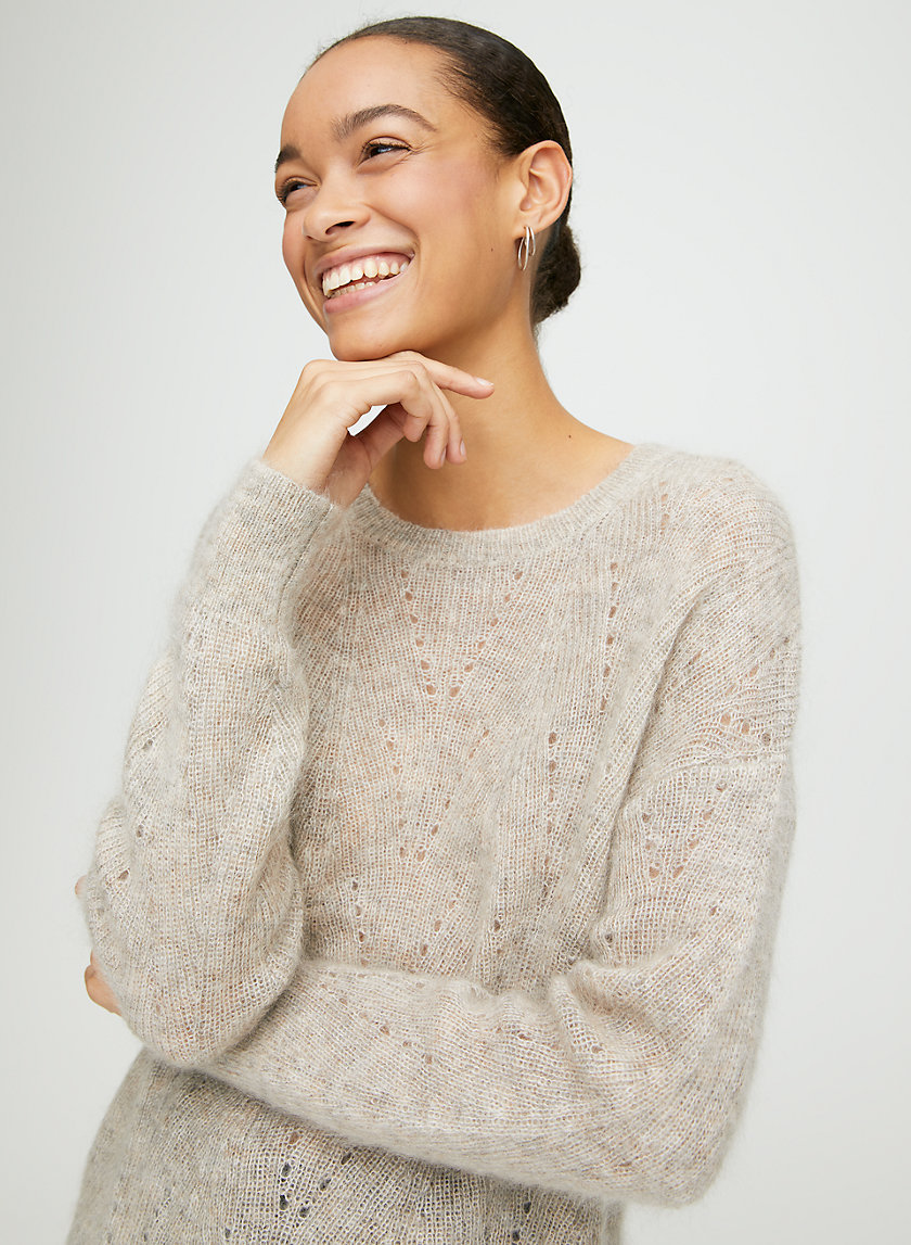 Colton Sweater by Babaton