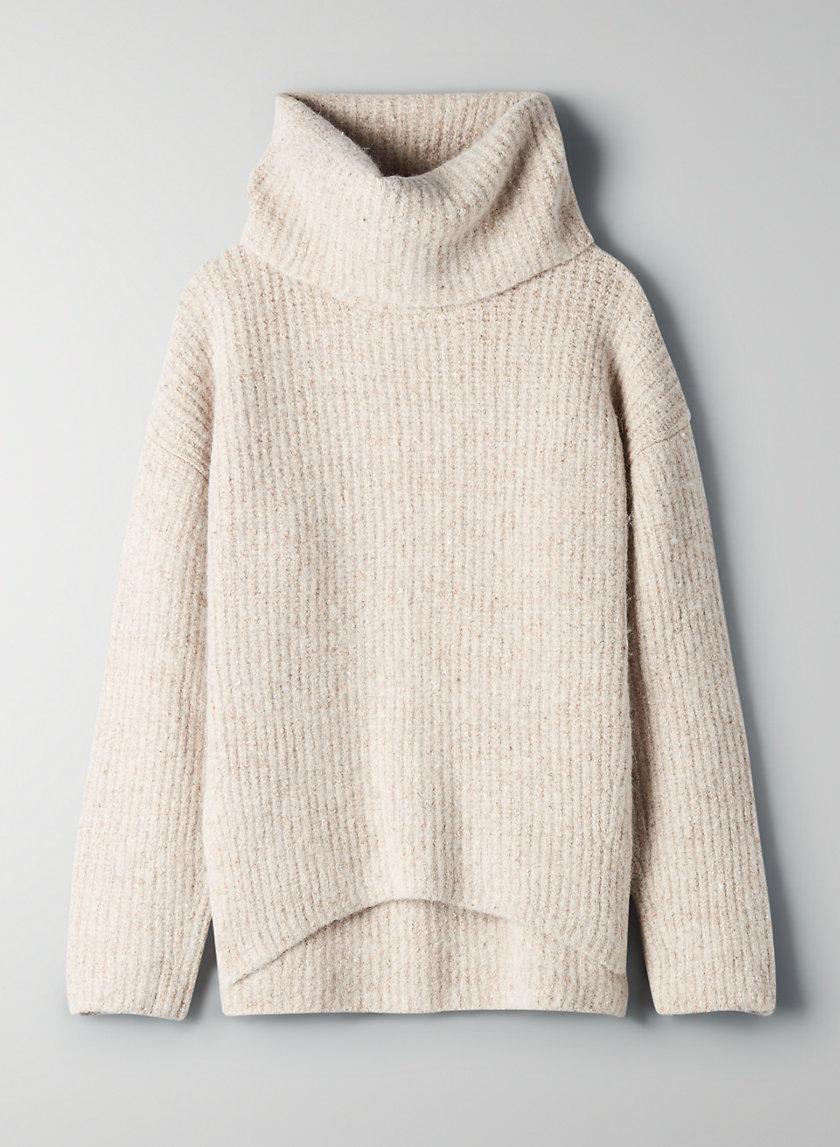 CAMPO TURTLENECK - Wool turtleneck sweater
