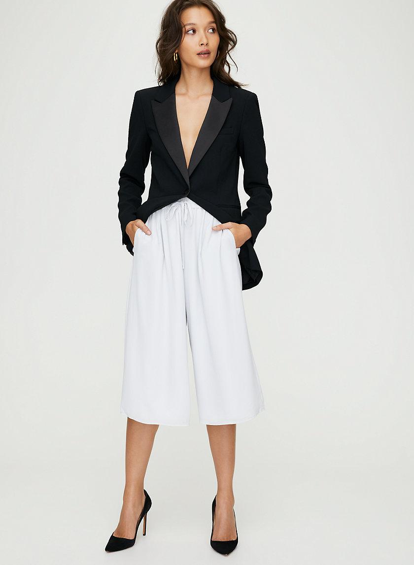 LUIZ PANT - Cropped, wide-leg pant