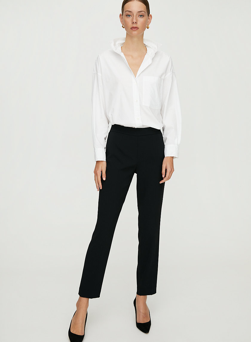 CONAN PANT - LONG - Tailored dress pant