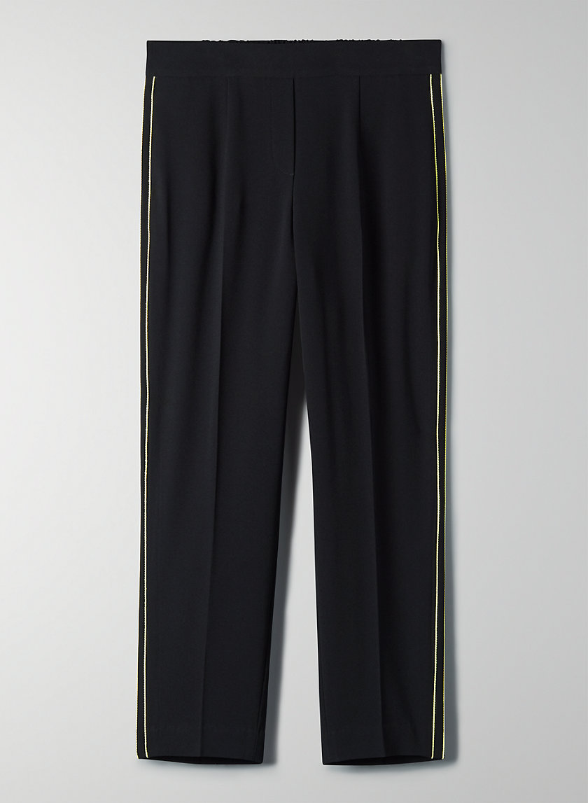 CONAN PANT - Cropped dress pant