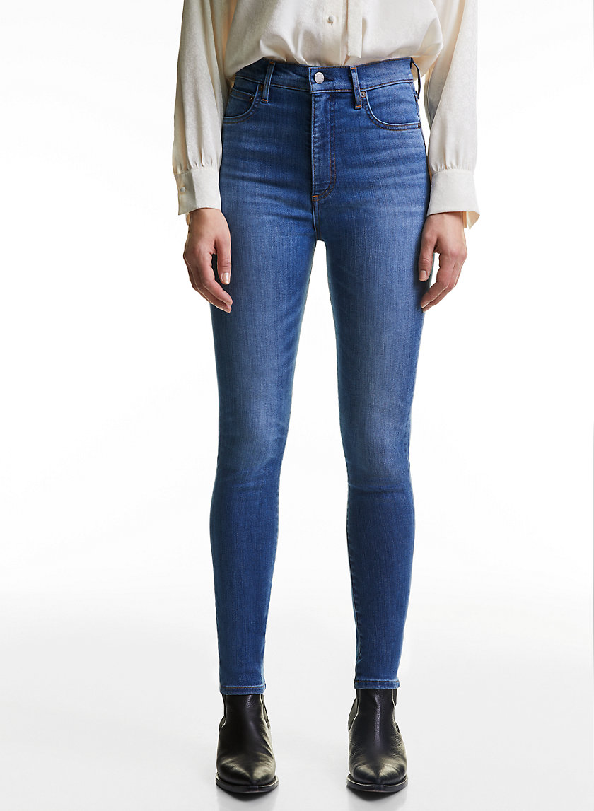 THE LOLA HIGH SKINNY - High-waisted skinny jean