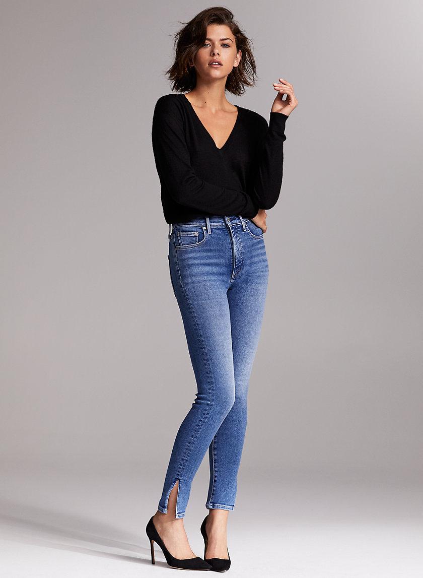 THE LOLA HIGH SKINNY - High-waisted skinny jean