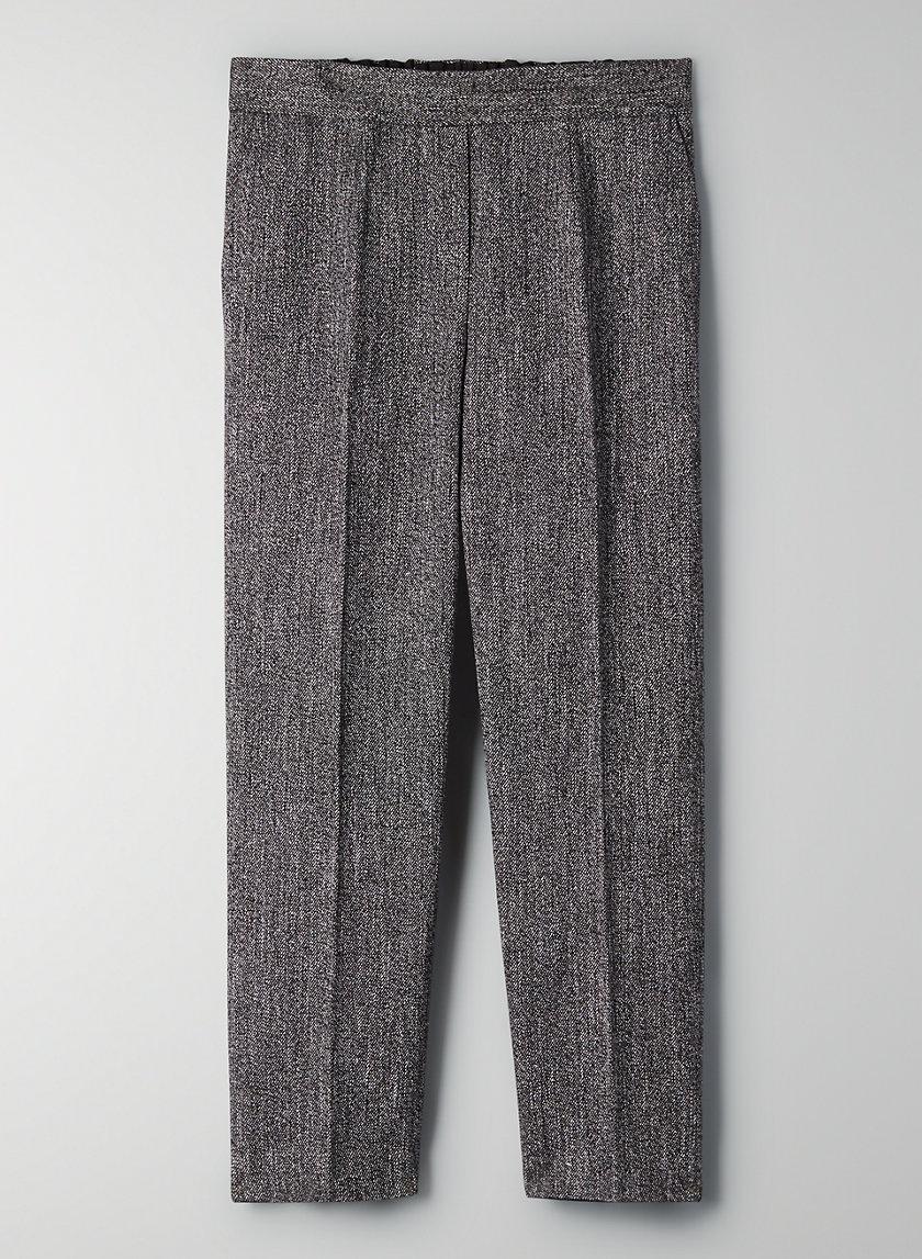 CONAN TWILL PANT - Twill dress pants