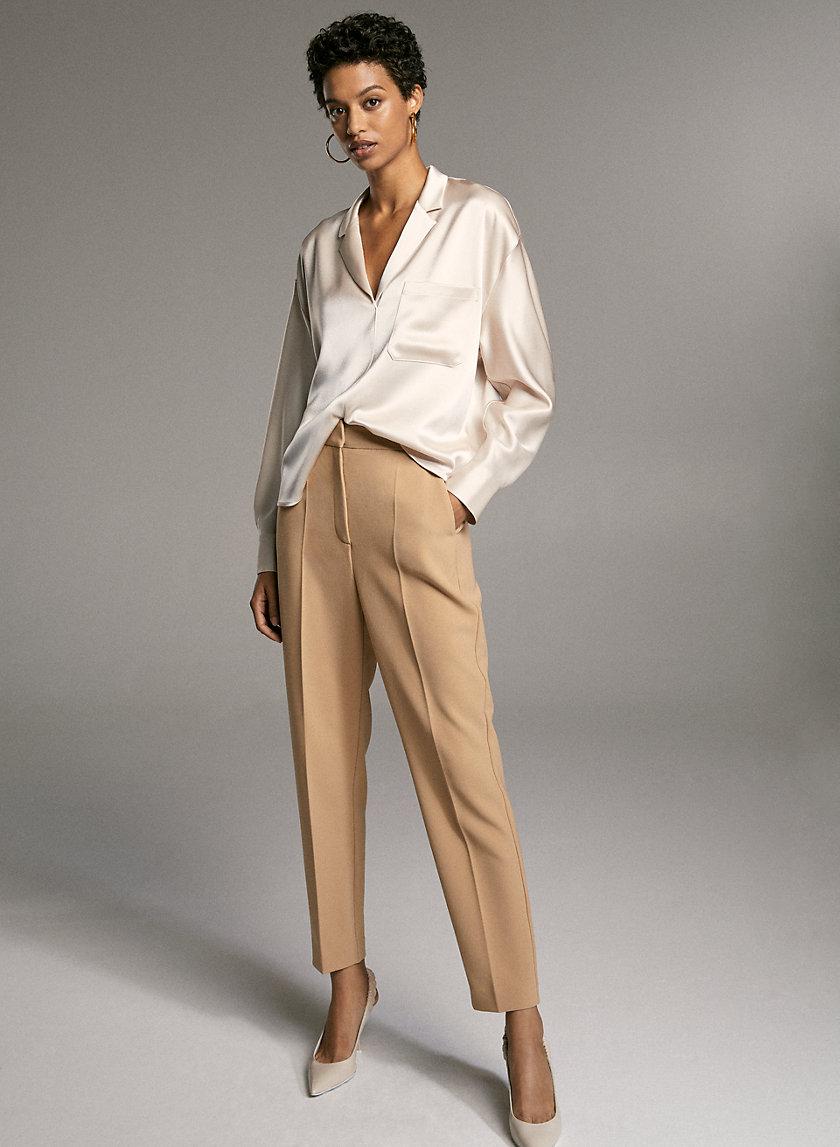 RENZO PANT - Slim-fit trousers