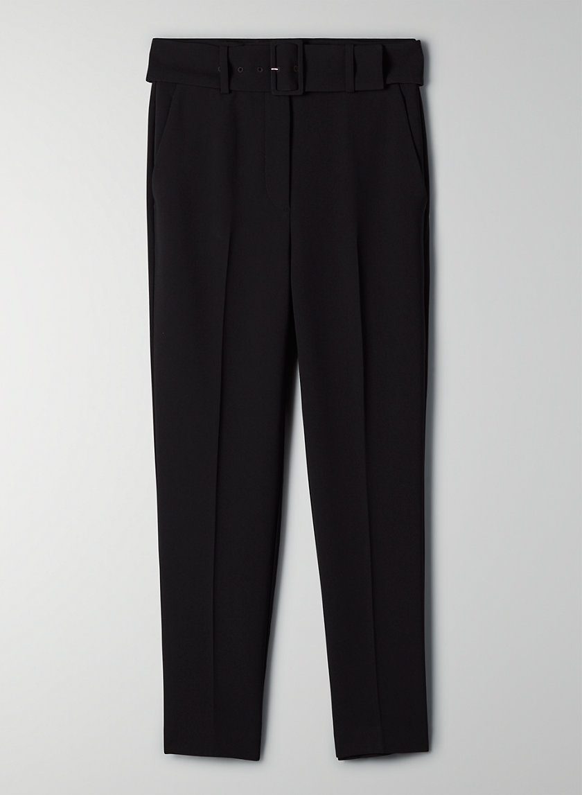 MAYNE PANT - High-waisted dress pants