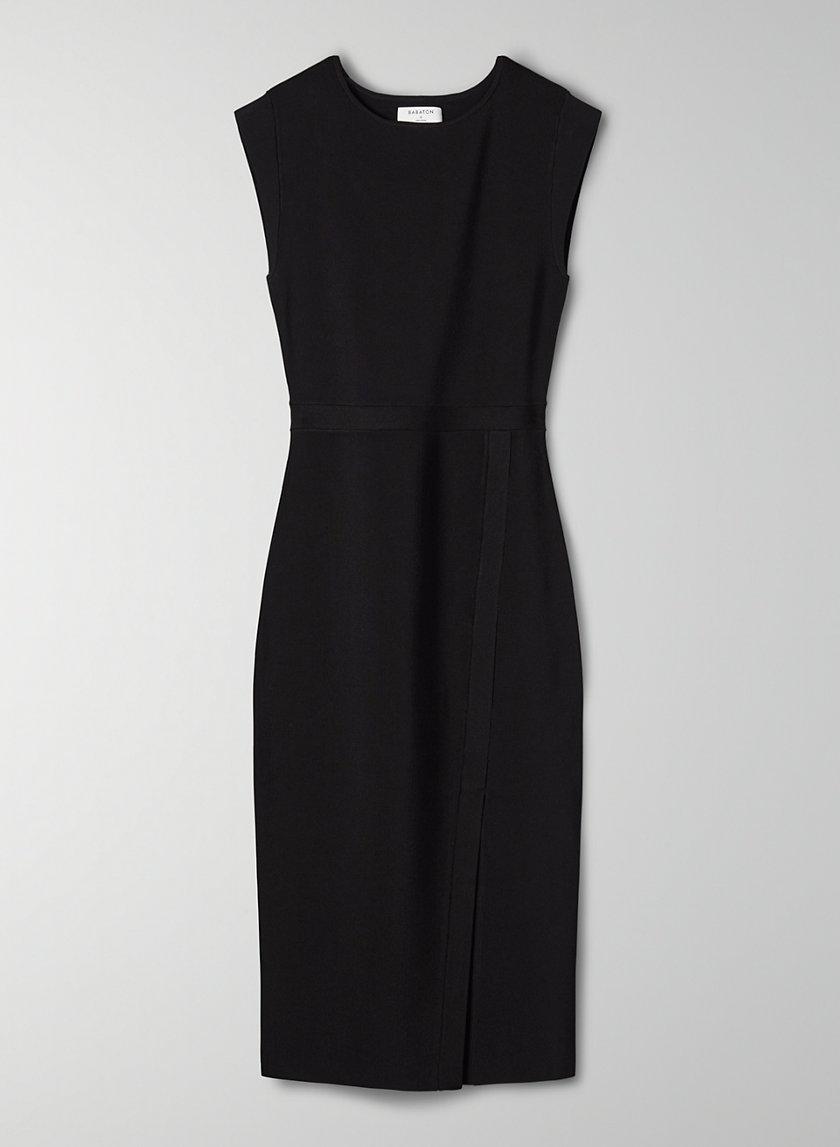BUSINESS BANDAGE DRESS - Cap-sleeve bodycon dress
