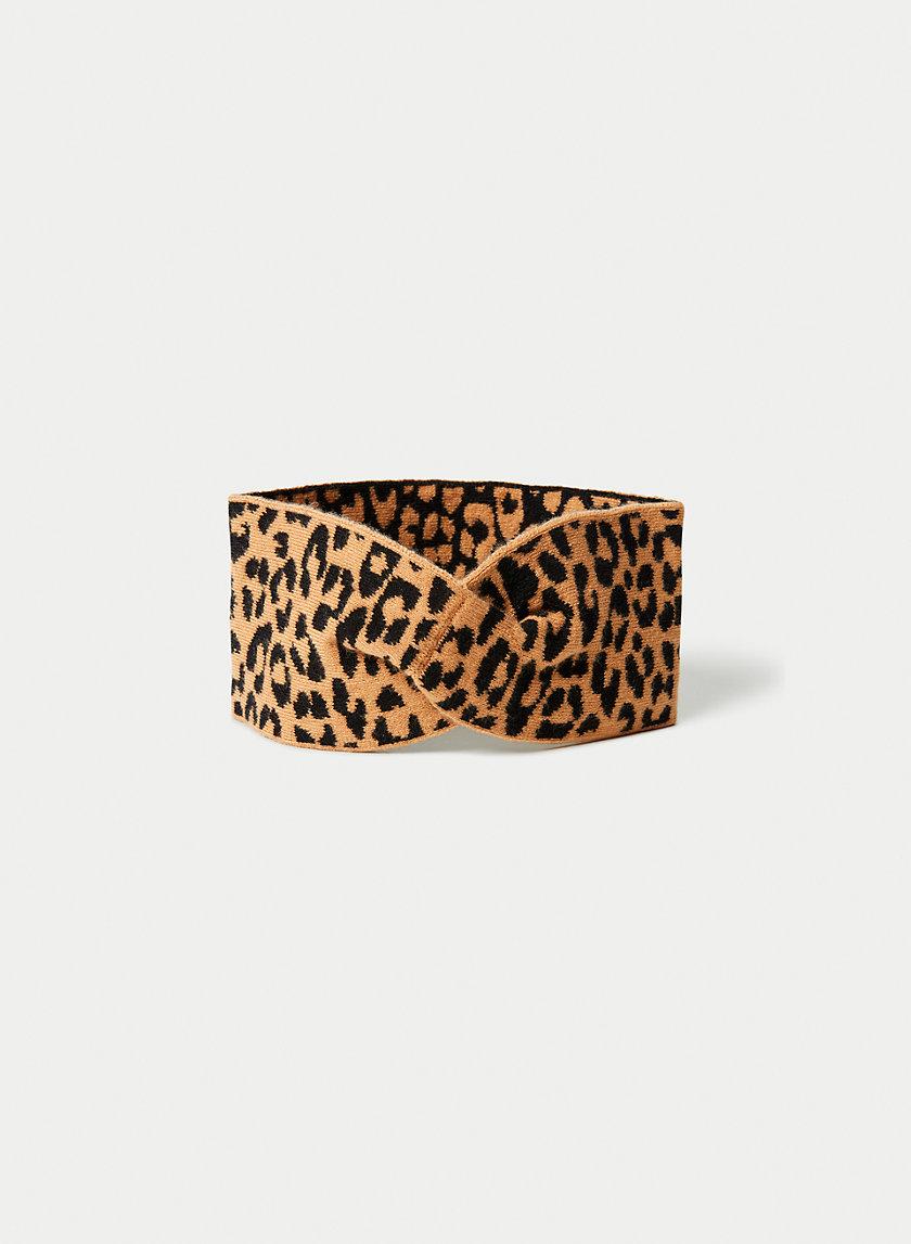 ARIELLE HEADBAND - Knit headband
