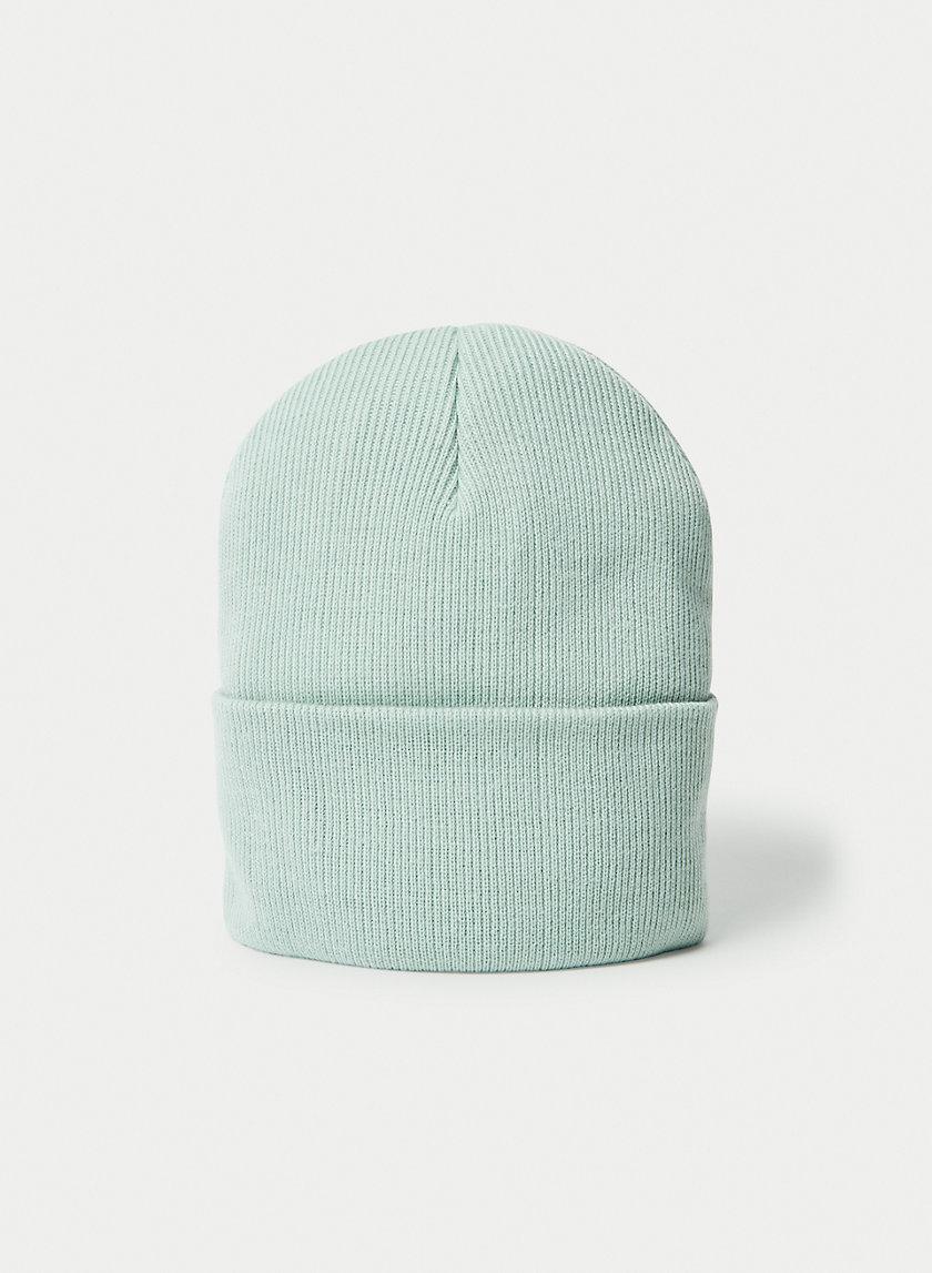PEAK BEANIE - Chunky knit beanie
