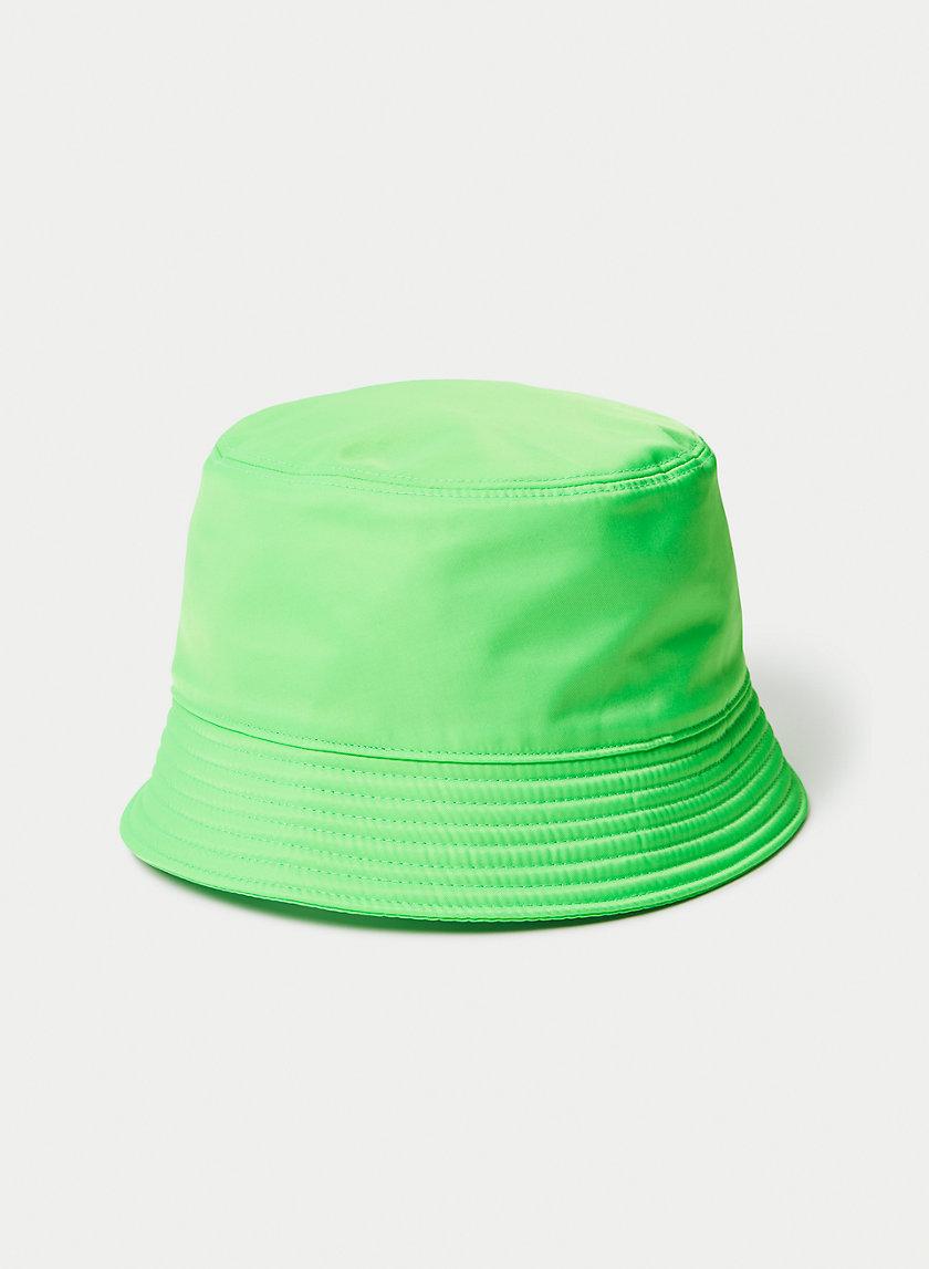 MACY BUCKET HAT - Nylon bucket hat