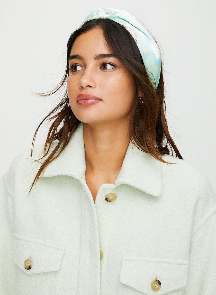 MATTIE HEADBAND - Tie-dye headband