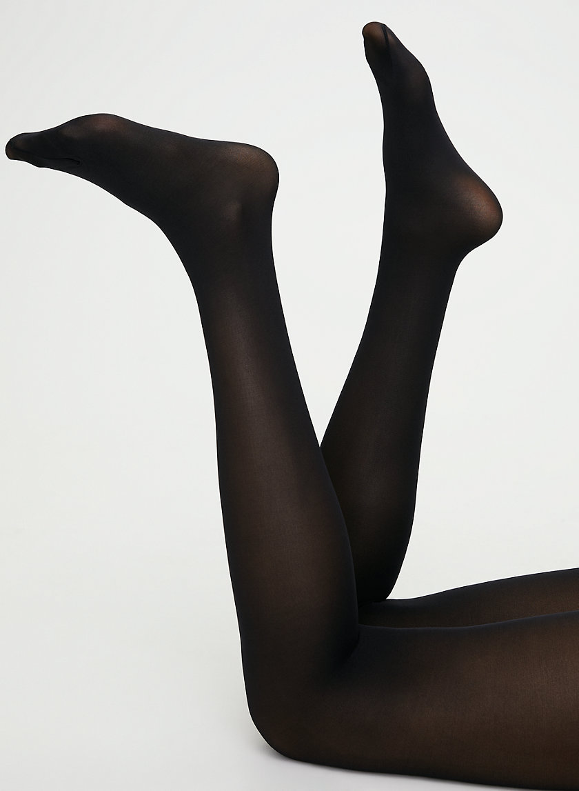 SEMI-SHEER TIGHTS - Best black tights