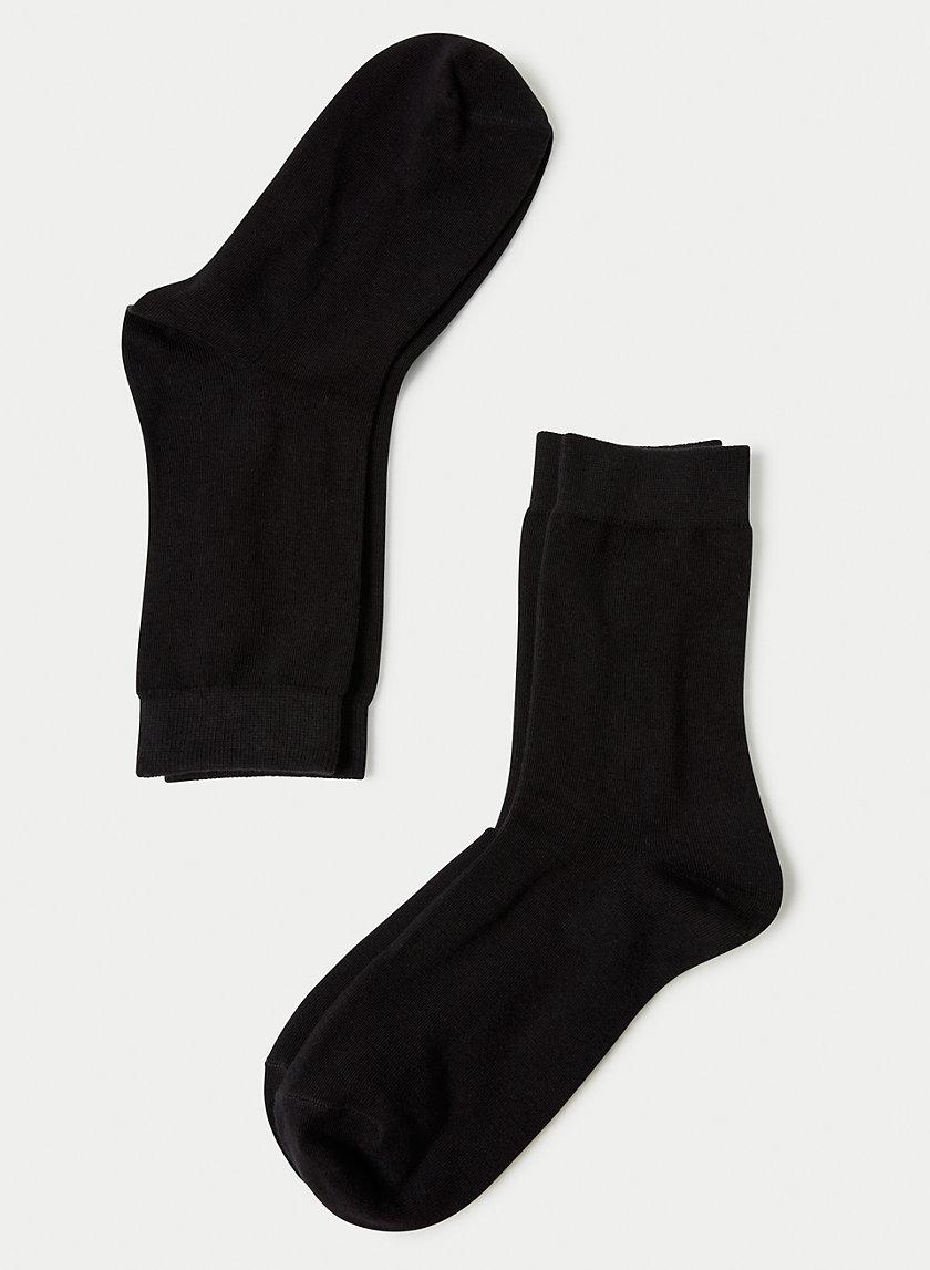 CREW SOCK 2 PACK - Crew socks
