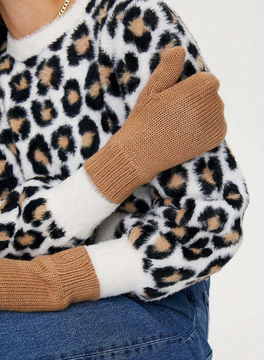 LOLO MITTEN - Knit mittens