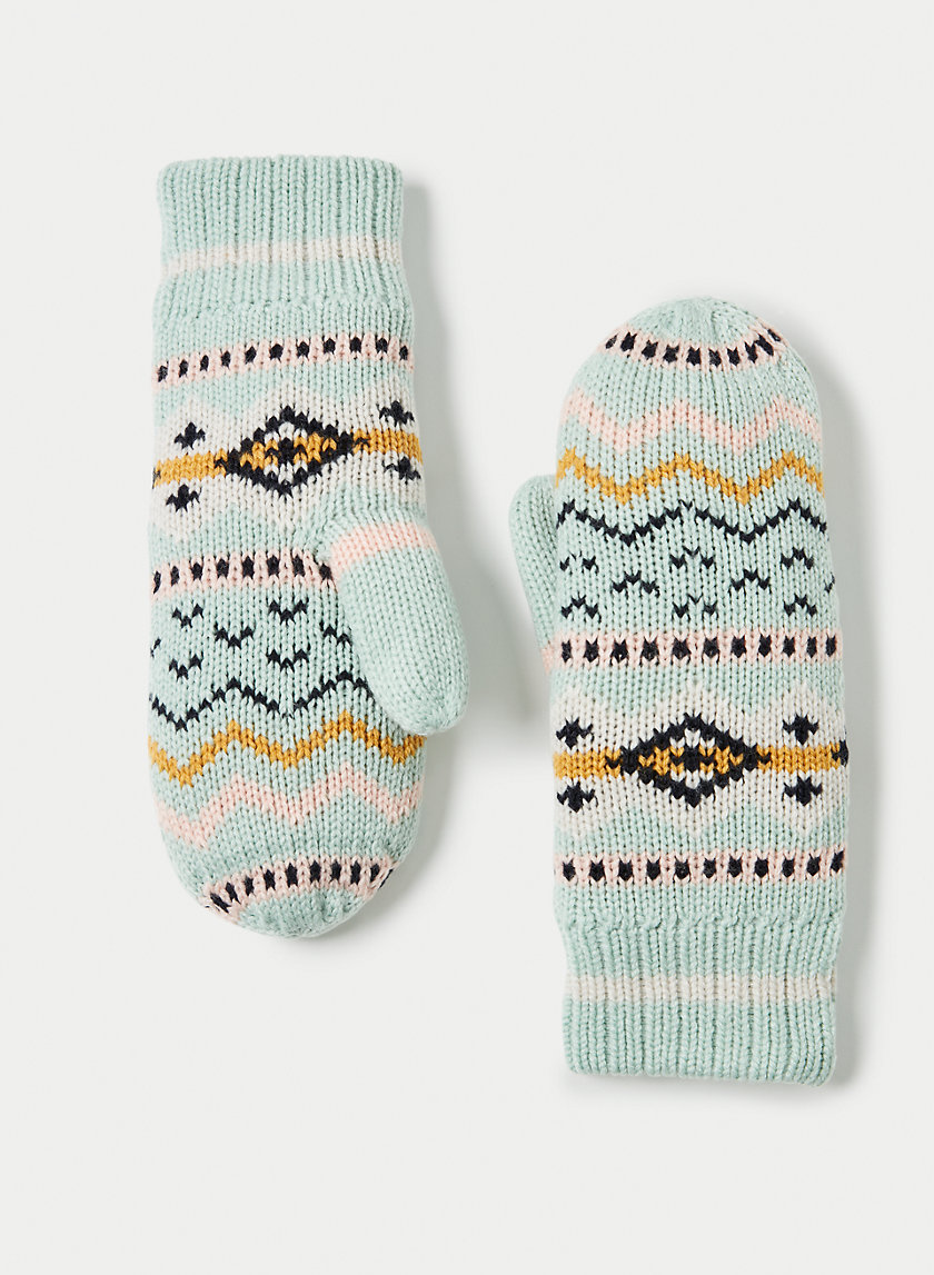 LOLO MITTEN - Patterned mittens