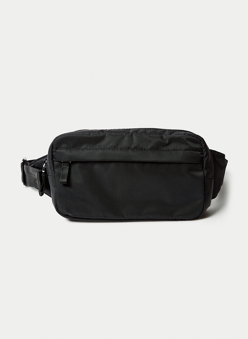 CLASSIC WAISTPACK - Nylon crossbody bag