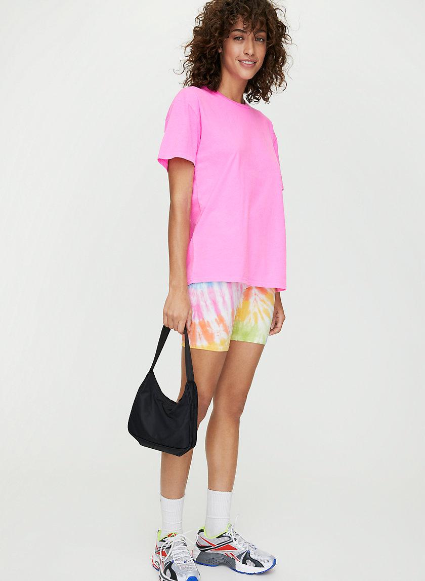 GOLDIE BAG - Mini nylon shoulder bag