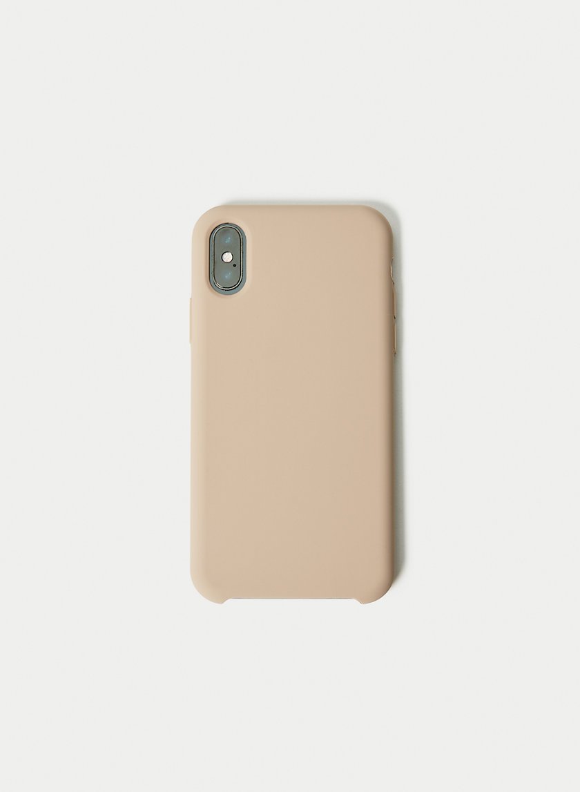 IPHONE X/XS CASE - Silicone iPhone X Case