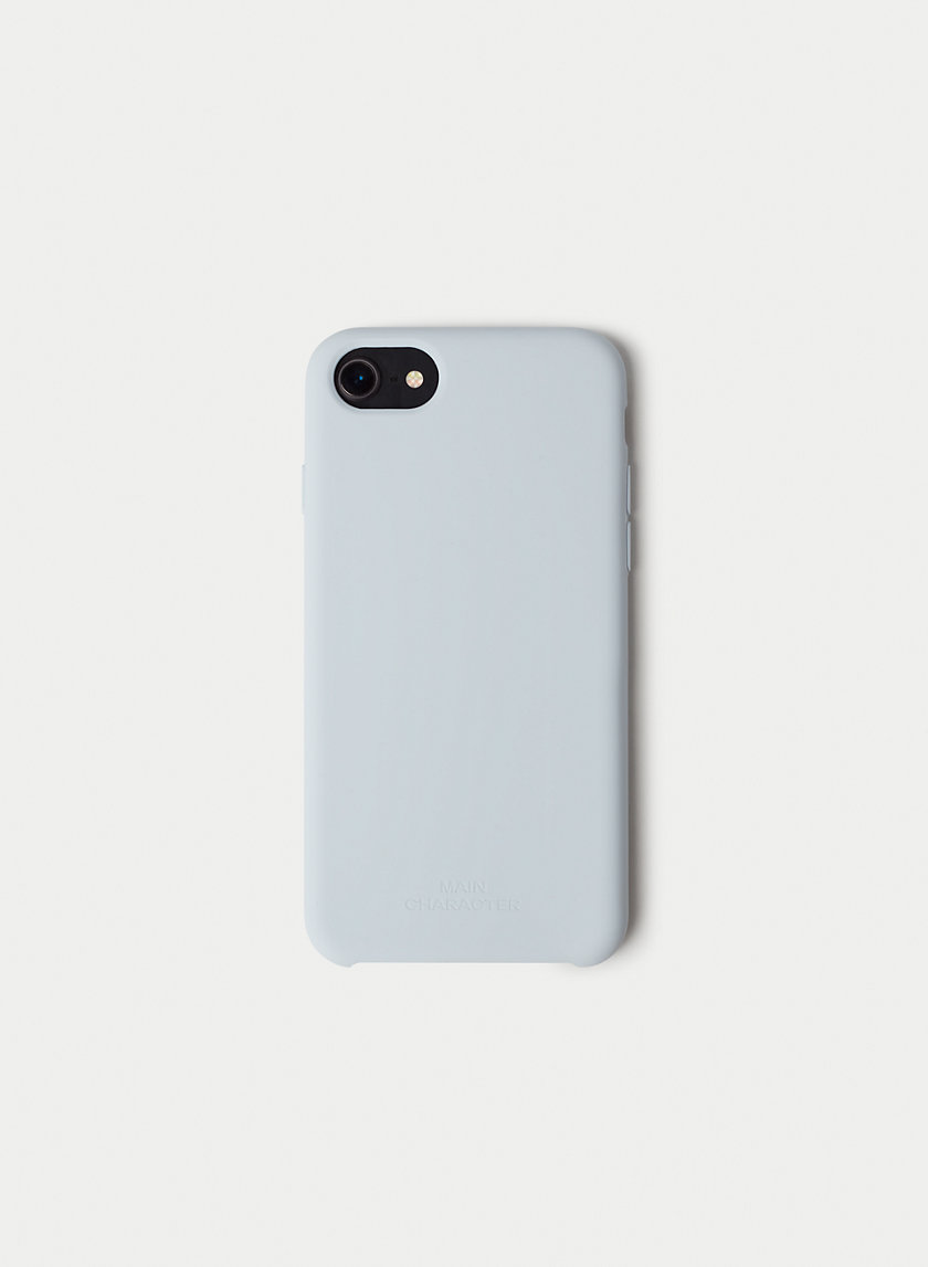 SILICONE IPHONE CASE - Silicone iPhone case