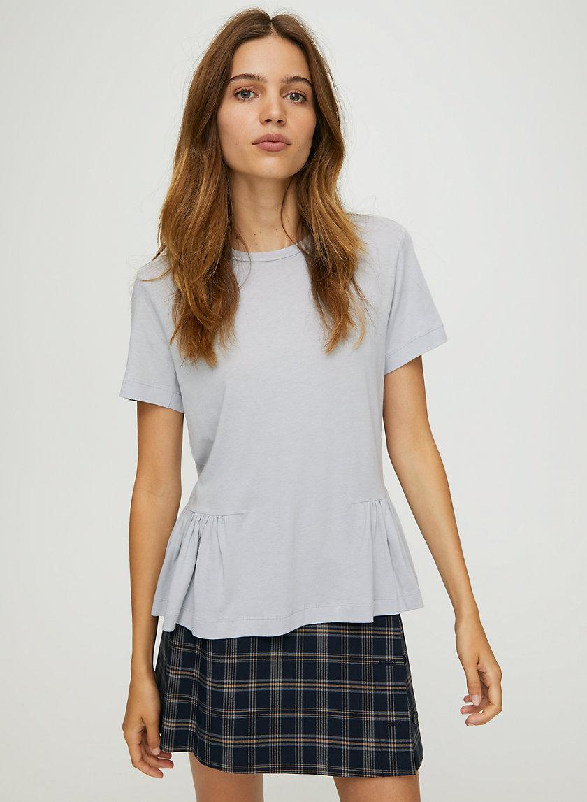 MINERVA T-SHIRT - Peplum t-shirt