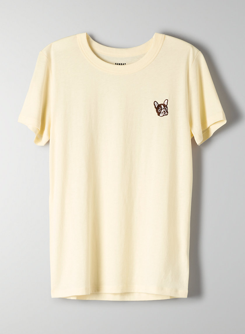 CANDY T-SHIRT - Embroidered tee