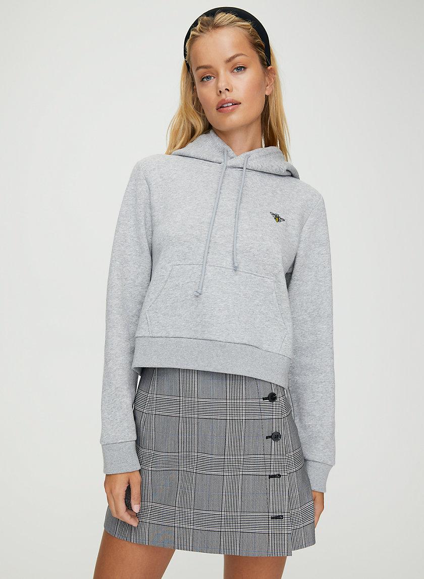 MONTOYA HOODIE - Cropped, pullover hoodie