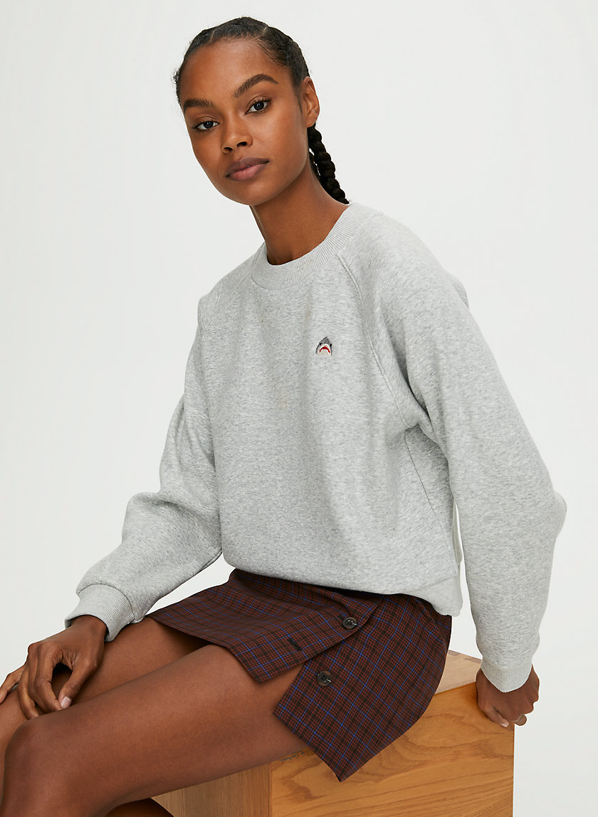 ELLE SWEATER - Embroidered sweater