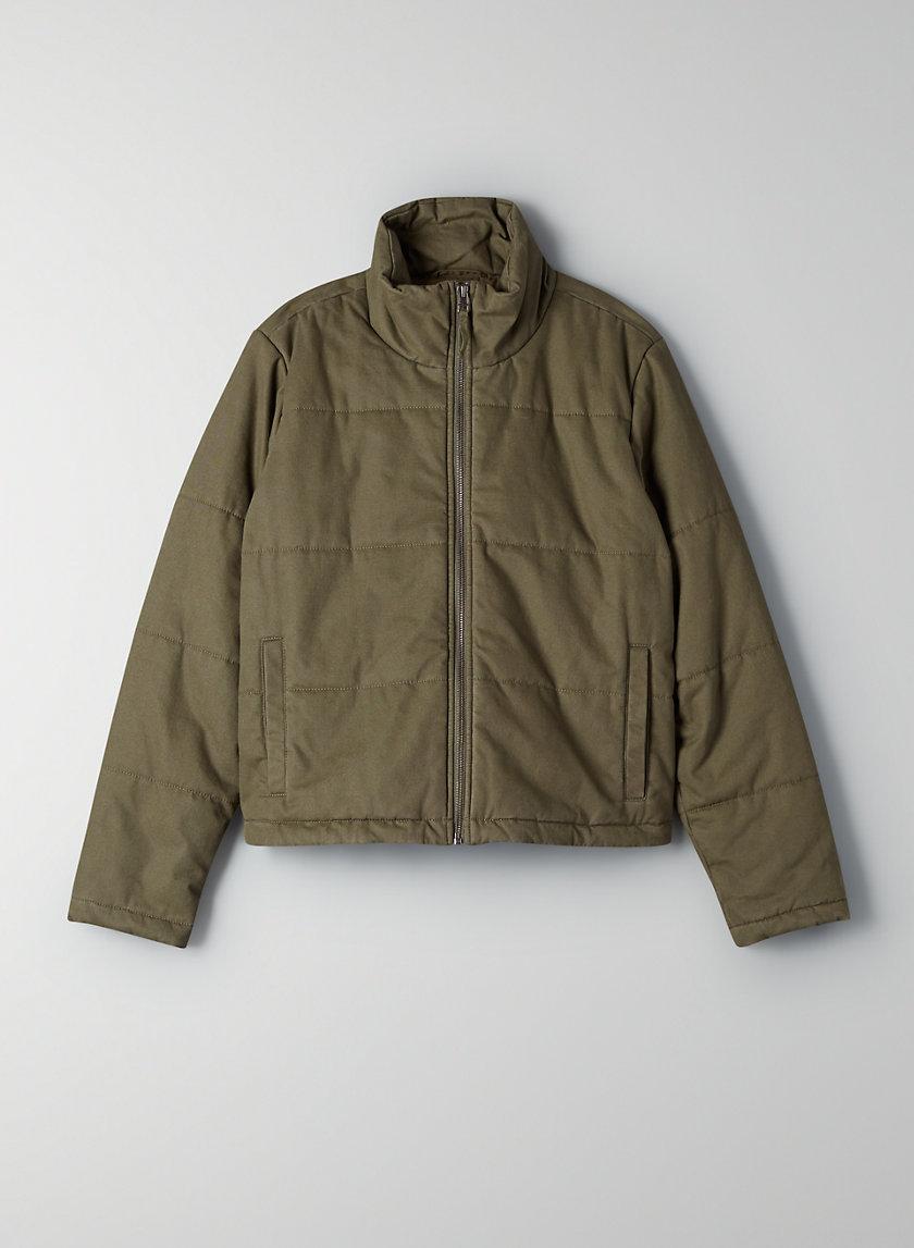 CECE JACKET - Quilted workwear utility jacket