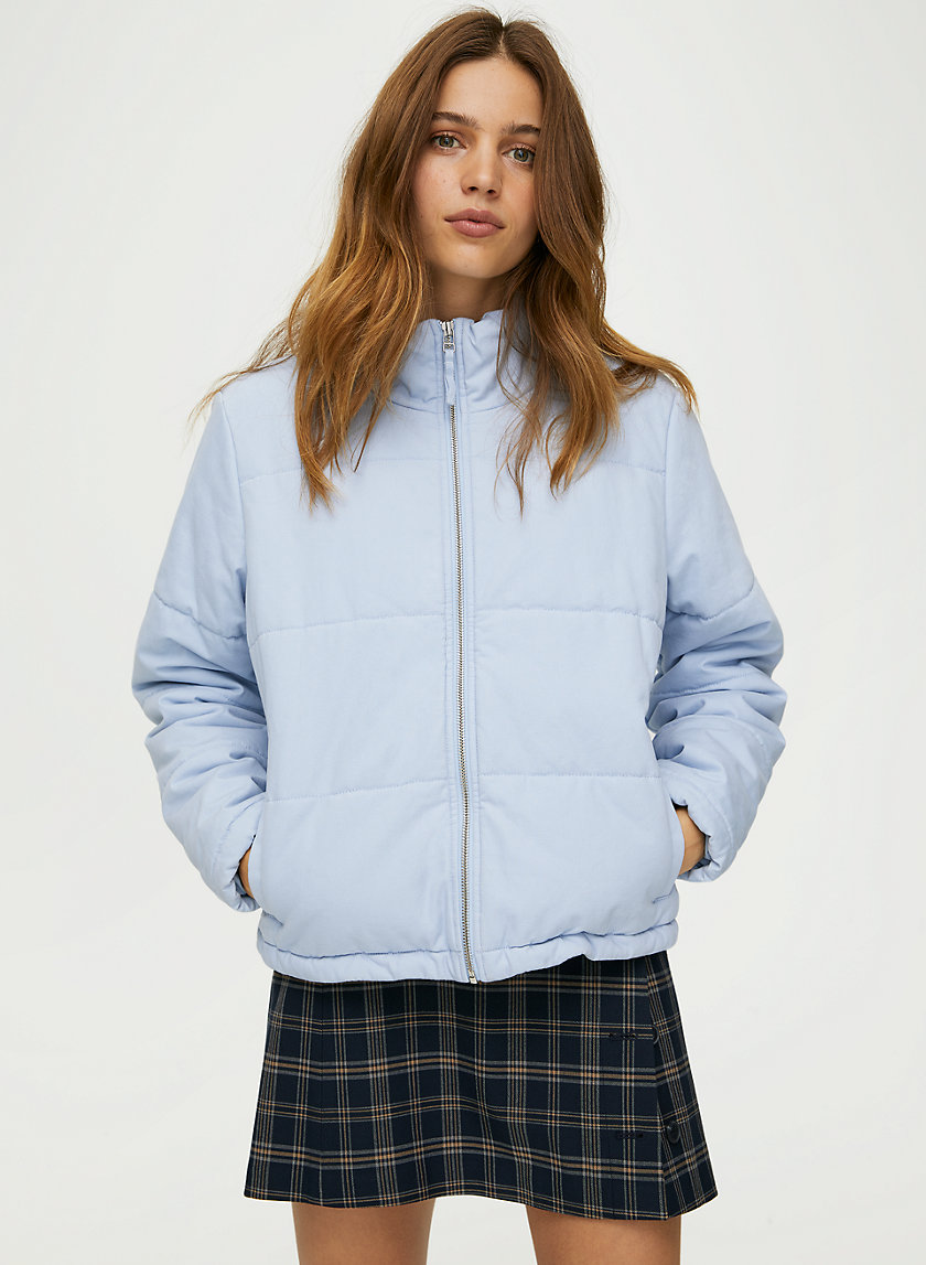 CECE JACKET - Quilted workwear utility jacket