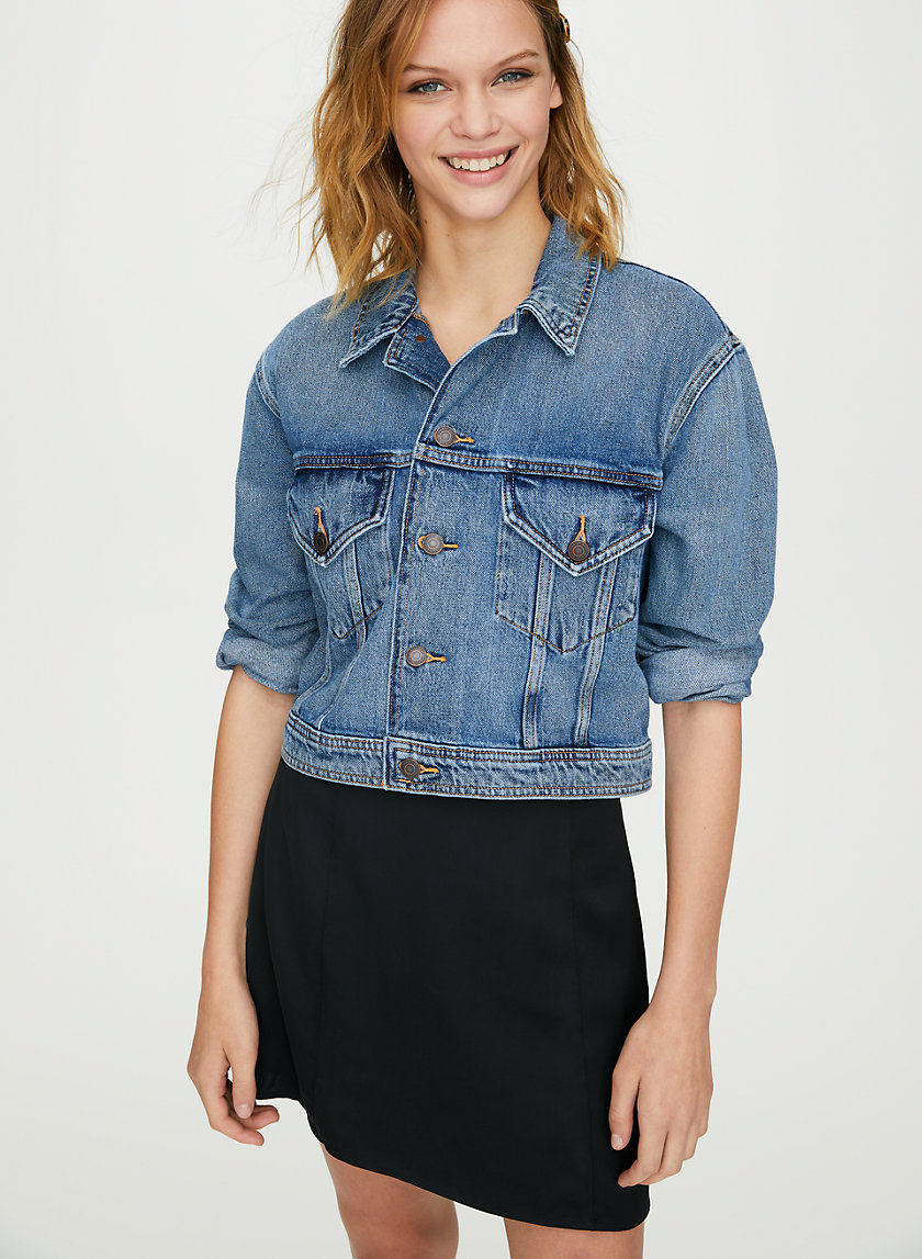 MARLA JACKET - Classic denim jacket
