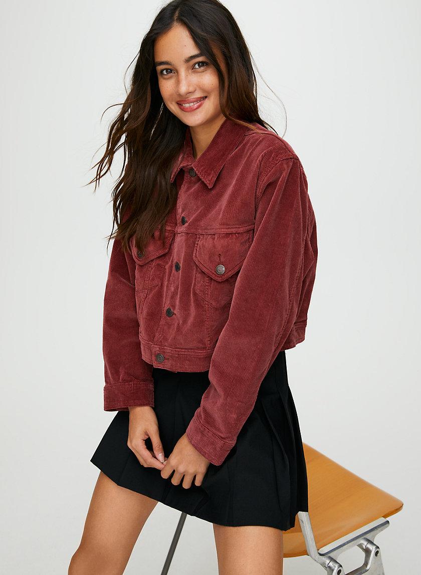 MARLA JACKET - Classic corduroy jacket