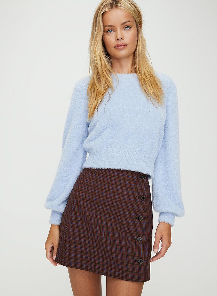 YURI SKIRT - A-line mini skirt
