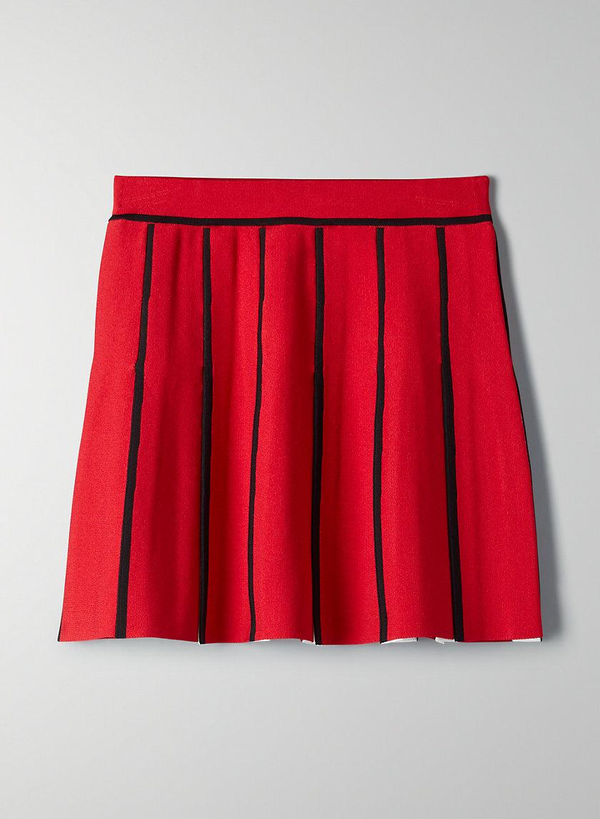 BAMBI SKIRT - Pleated mini skirt