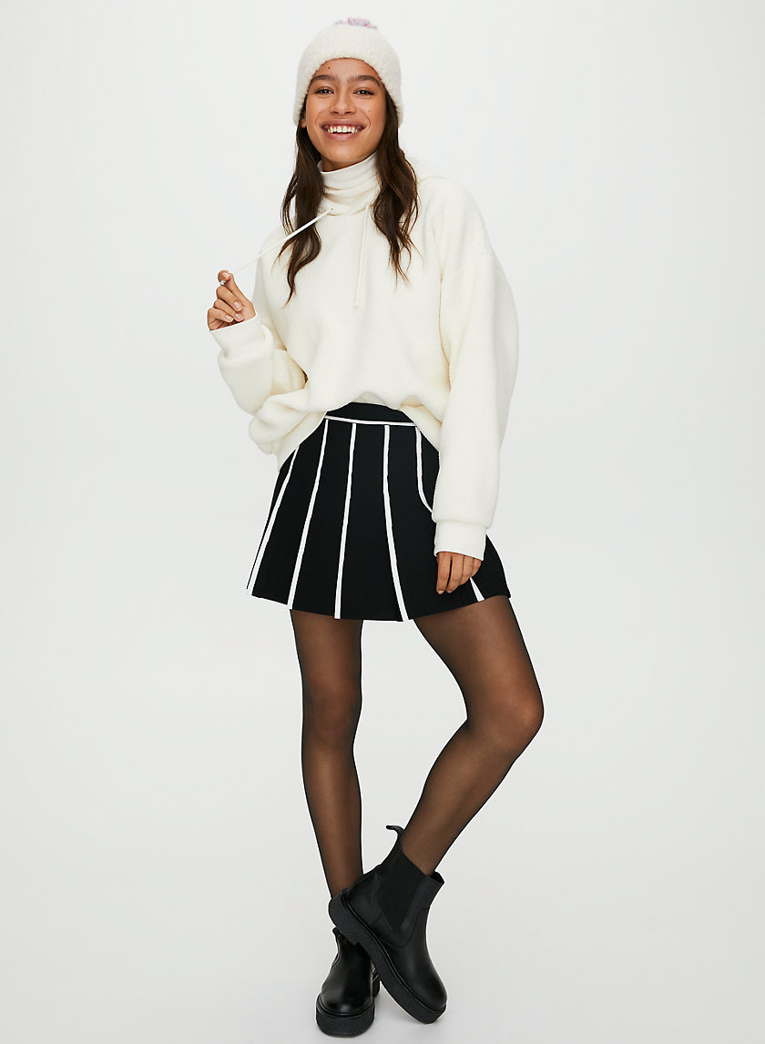 BAMBI SKIRT - Pleated mini skirt