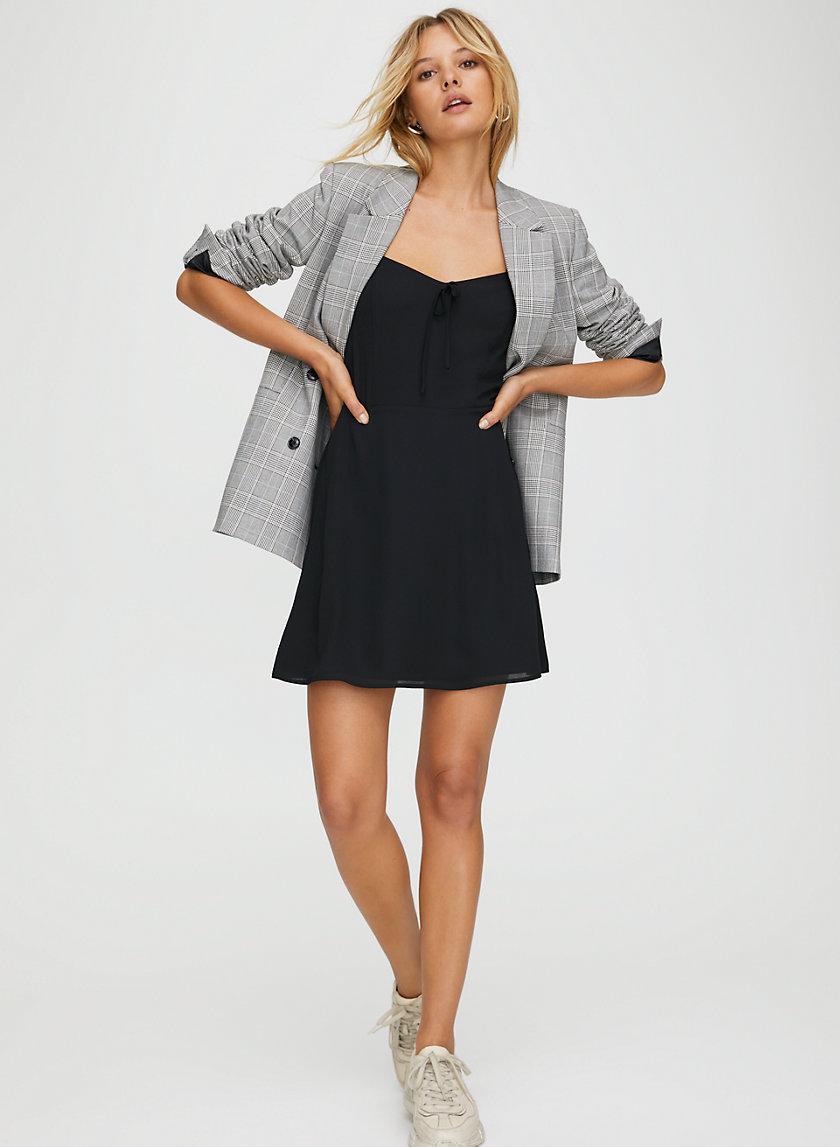 FLIRT RUFFLE DRESS - Ruffled mini dress