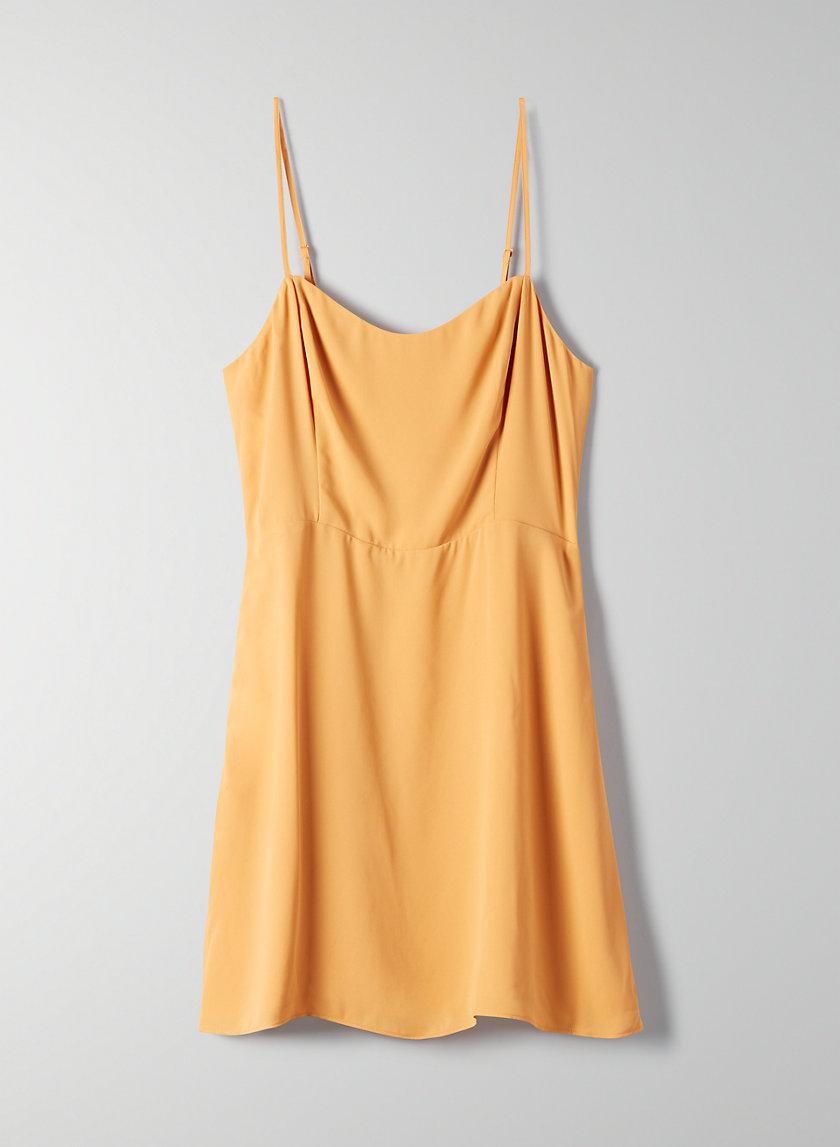 FLIRT MINI DRESS - Fitted sweetheart dress