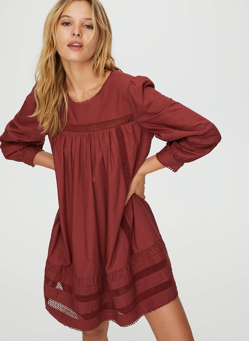 CARMELA DRESS - Boho dress