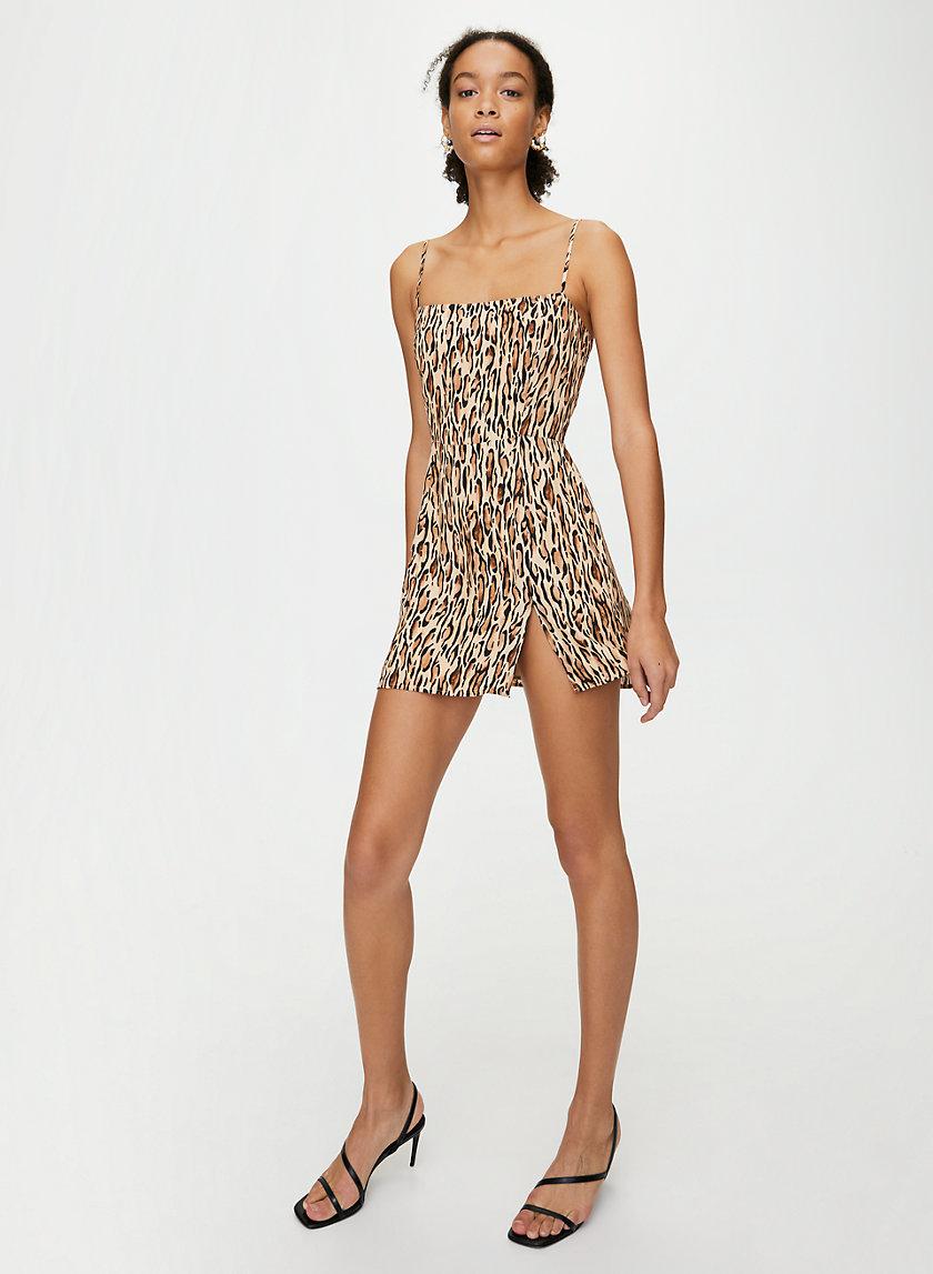 CHIARA DRESS - Bodycon mini dress