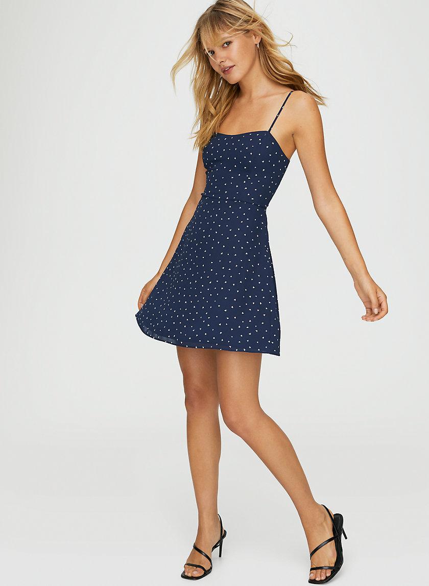 FLIRT MINI DRESS - Slip mini dress