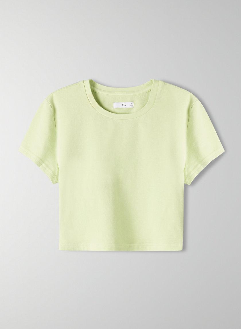 '90S ORTIZ T-SHIRT - Cropped crewneck t-shirt