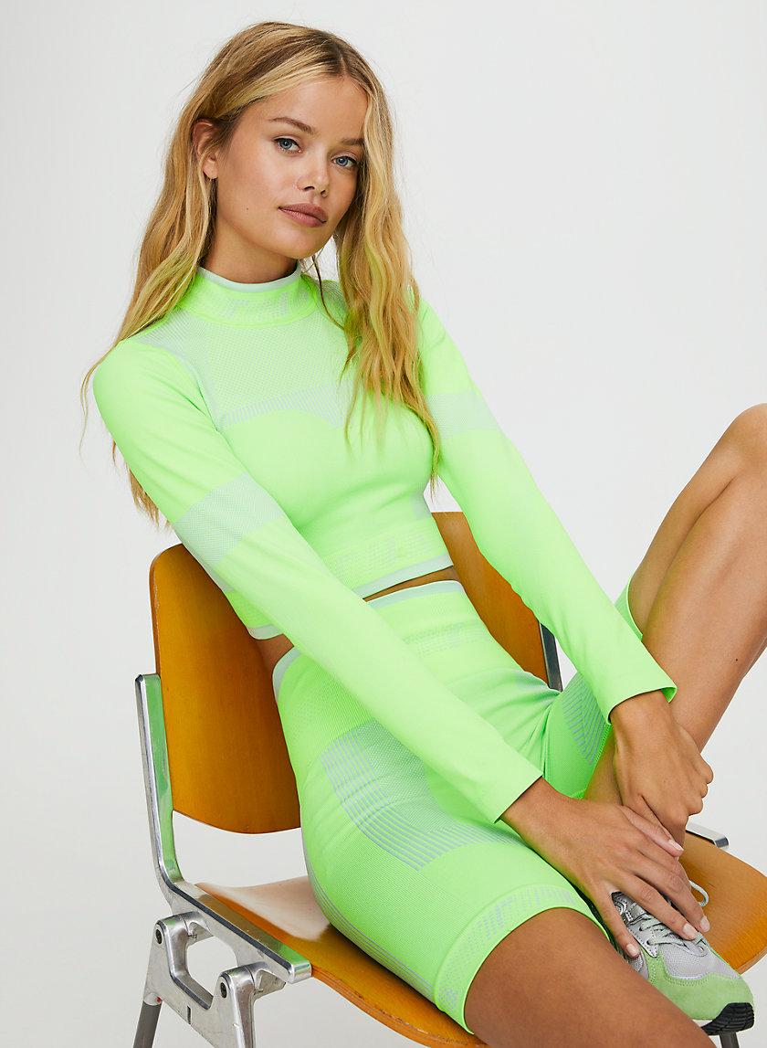 VENTURA LONGSLEEVE - Seamless long-sleeve top