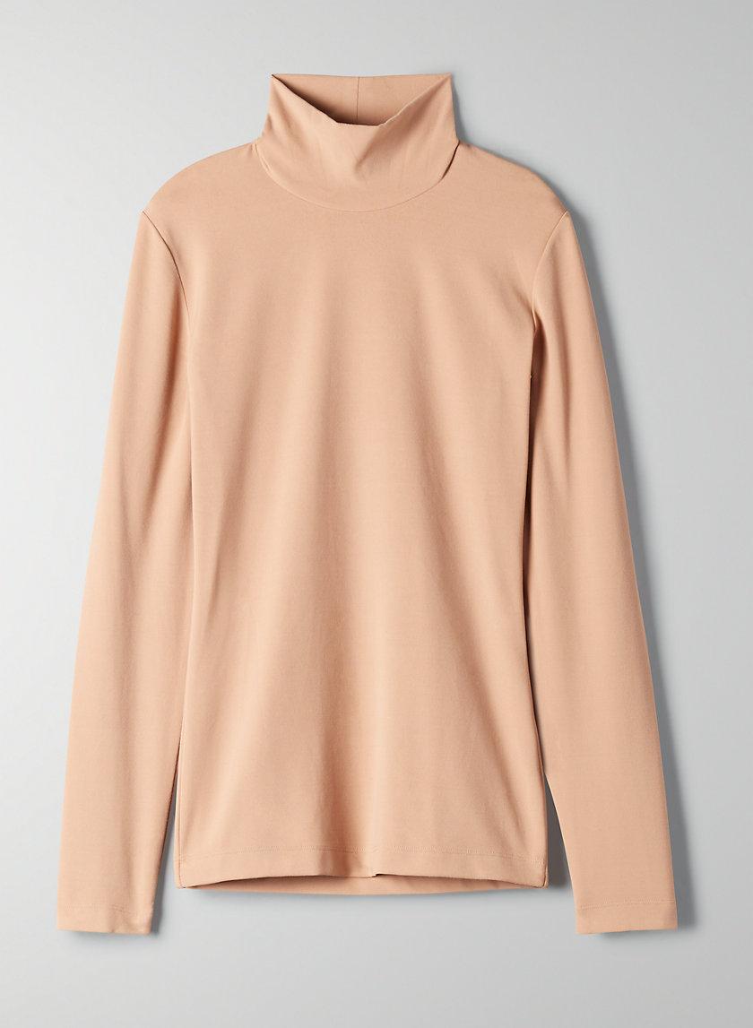 VENICE MOCKNECK - Long-sleeve mockneck shirt