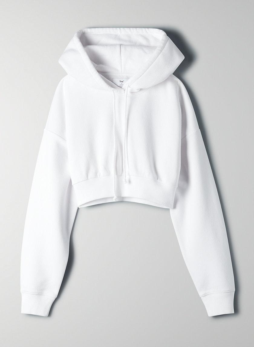 THE SUPER CROP HOODIE - Cropped, pullover hoodie