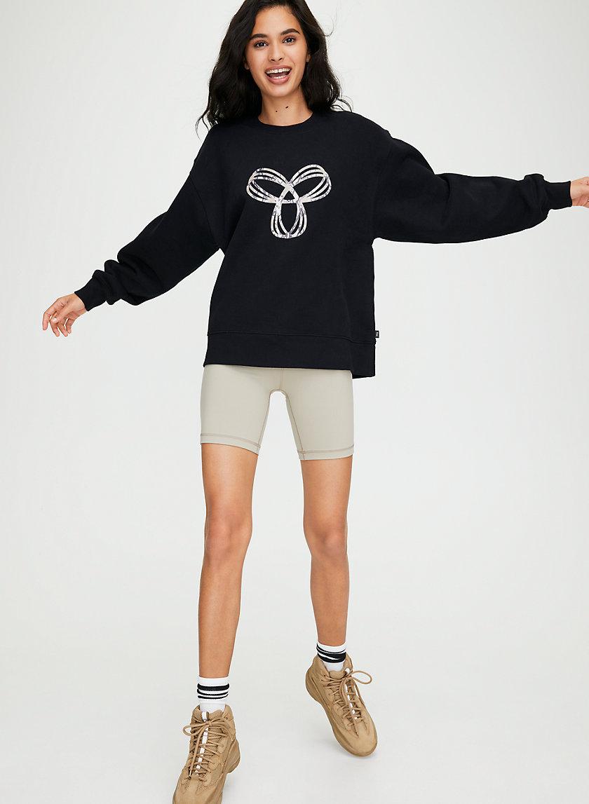 THE OVERSIZED CREW - Oversized crewneck sweatshirt